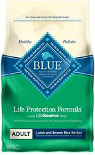 Blue Buffalo Life Protection Dry Adult Dog Food Lamb & Brown Rice Recipe 6 lb