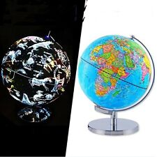 Globe Tellurion Led Light Night Light With Constellation Galaxy For Home Student