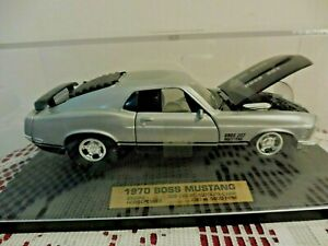 1970 BOSS 302 MUSTANG TOOTSIE TOY MUSCLE CAR LIMITED EDITION HARD TO FIND