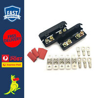Midi Fuse Kit 40 Amp for Redarc BCDC1220, BCDC1225 Fuse Kit 40A fits 6 B&S Cable