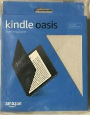 Kindle Oasis Water-Safe Fabric Standing Cover, Sandstone - 9th generation (2017)