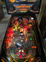 Hurricane Pinball mod - TV with VIDEO playback! NEW 2019 version!