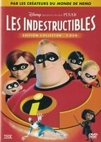 EDITION 2 DVD LES INDESTRUCTIBLES WALT DISNEY