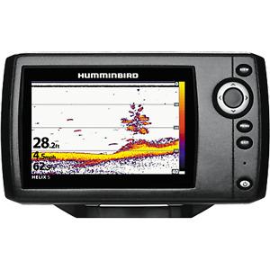 Humminbird Fishfinder, Helix 5 G2, 83/200 KHz
