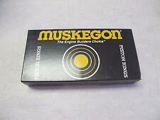Muskegon Piston Ring set fit GMC GEO Isuzu 1588cc 4XF1 (PS1118040)