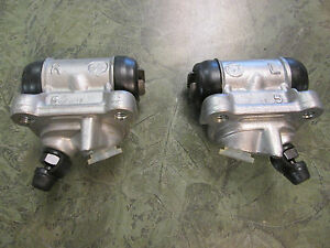 Genuine Honda Left and Right Side Wheel Cylinders TRX250 Recon TM TE 1997-2006