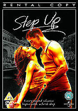 Step Up (DVD, 2007) IN GOOD CONDITION