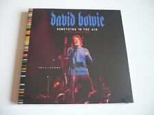 out Limited David Bowie Something in The Air Live Paris 1999 CD