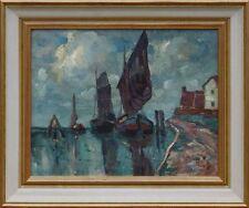 V.der Heydt Museum Wuppertal Hallig Hooge -Gustav Marx von Söhnen 1882-1960 xx