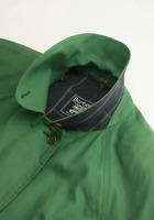 Burberry Rare Nova Check Trench Car Coat Jacket Womens Size UK 12 | US 10 | M L
