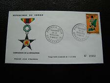 CONGO - enveloppe 1er jour 15/3/1967 (cy29)