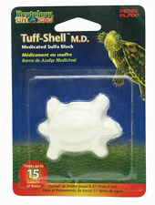 Tuff-Shell M.D. Medicated Sulfa Block, Harden Turtle Shell, protect Health