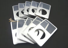 10pcs Silver Front Faceplate Housing Fascia Case Cover for iPod 6th Gen Classic
