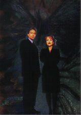 X FILES SEASON 1 ETCHED FOIL CARD I6