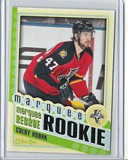 12-13 2012-13 O-PEE-CHEE COLBY ROBAK MARQUEE ROOKIE 573 FLORIDA PANTHERS
