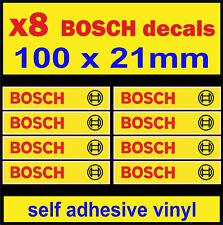 X8 Bosch Coche Camión Van Bus Pegatinas Bicicleta Auto Adhesivo Vinilo En Las Moto VW
