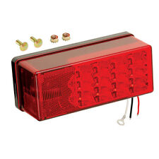 """WESBAR 3""""X8"""" LED WATERPROOF 8- FUNCT TAIL LIGHT LE"""