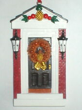 Personalized Home Front Door Family Ornament We Can Personalize Name Street Year
