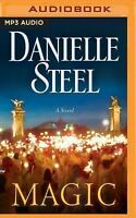 Magic: A Novel By Danielle Steel MP3 CD Unabridged Audiobook FREE SHIPPING!