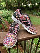 adidas Geometric Shoes ZX Flux for Men for sale   eBay