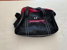 Under Armour Duffel / Gym bag ~ Black ~ Medium size