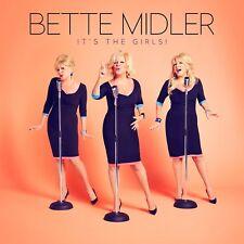 BETTE MIDLER - IT'S THE GIRLS 2 VINYL LP NEW!