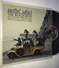Beach Boys - Surfin' Safari Vinyl LP Mono Capitol T1808