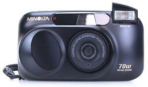 Minolta Riva Zoom 70W Lens zoom 28-70mm  (Réf#C-758)