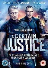 a certain justice cung le dolph lundgren action adventure thriller drama cult