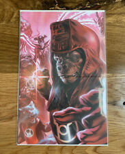 Planet of the Apes Green Lantern #3 Massafera Rare Variant Cover Dc Comics