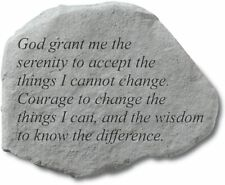 Kay Berry Inc God Grant me The Serenity…, Multi Color New