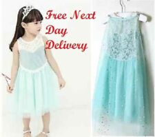 Sequin Summer Party Dresses (2-16 Years) for Girls