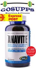 Gaspari Nutrition Anavite 180 Tablets Sports Multivitamin & Amino Acid Complex