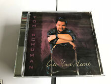 Into Your Heart, Tom Schuman, CD 783707499123 NM/EX [B12]