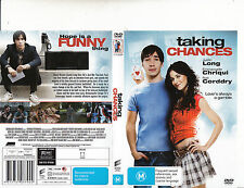 Taking Chances-2009-Justin Long-Movie-DVD