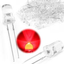 100pcs 5mm Ultra Bright Led Light Bulb Lamp 20000mcd Super Bright Lights