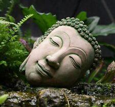 Buddha Head Statue Landscape Decoration Crafts Sand Sculpture Garden Ornaments