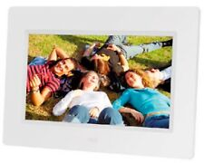 "Braun DigiFrame 711 Digital Picture Frame 7"" Screen - WHITE"
