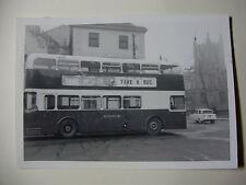 ENG1883 - 1960s GATESHEAD OMNIBUS Co Ltd - BUS PHOTO