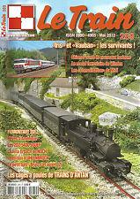 """LE TRAIN N°289 """"IRIS"""" et """"VAUBAN"""" / FERROVI'ART 2012 / CAGES A POULES / 2D2 5400"""