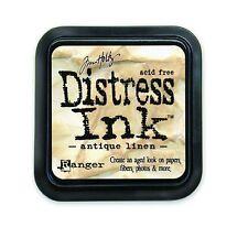 Tim Holtz Distress Ink Pad Large Antique Linen