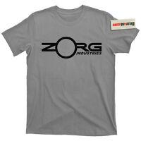 The Fifth 5th Element Zorg Industries Stark Korben Dallas blu ray Tee T Shirt
