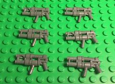 Lego X6 New Bulk MOC Mini Figures Gun / Firearms Weapon / Star Wars Lot