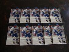 1993 Classic Four-Sport Hockey---McDonald's---Teemu Selanne---Lot Of 10---NrMt