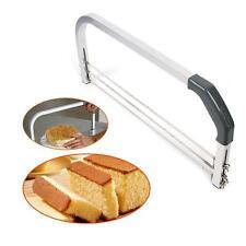 3 Blades Adjustable Large Interlayer Cake Craft Saw Splitter layered  Cutter