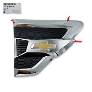 Fits Chevrolet Colorado Z71 4x2 4x4 12 2019 Genuine Parts Side Vent Fender