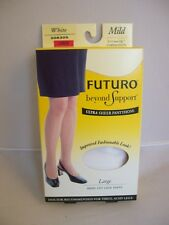 Futuro MILD Beyond Support Ultra Sheer Pantyhose WHITE