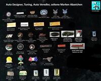 Auto Designer, Tuner, Auto Veredler Abzeichen Anstecknadeln+Pins - AUSSUCHEN