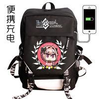 Hot Fate/Grand Order Astolfo Unisex School Backpack Messenger Bag Harajuku Gift