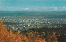LAM(T) Portland, OR - Overlooking the Rose City - Mt. Hood in Distance